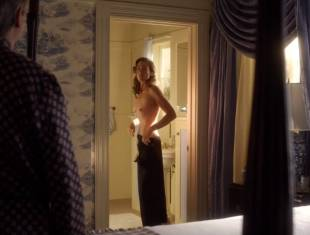 allison janney topless in bathroom on masters of sex 3118 3