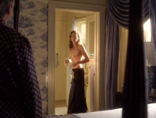 allison janney topless in bathroom on masters of sex 3118 4
