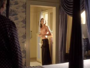allison janney topless in bathroom on masters of sex 3118 5