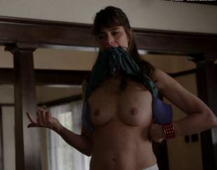amanda peet topless flash in togetherness 8134 10