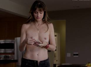amanda peet topless jeans 360 on togetherness 8084 17