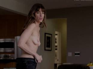 amanda peet topless jeans 360 on togetherness 8084 20