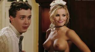 amanda swisten topless as french maid in american wedding 3131 14