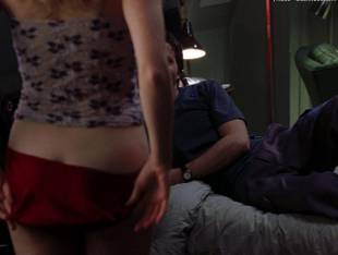 amy smart topless in road trip 0421 3