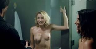 ana de armas lorenza izzo nude threesome in knock knock 6497 11