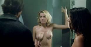 ana de armas lorenza izzo nude threesome in knock knock 6497 12