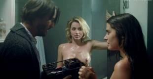 ana de armas lorenza izzo nude threesome in knock knock 6497 14