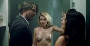 ana de armas lorenza izzo nude threesome in knock knock 6497 15