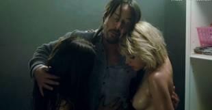 ana de armas lorenza izzo nude threesome in knock knock 6497 16