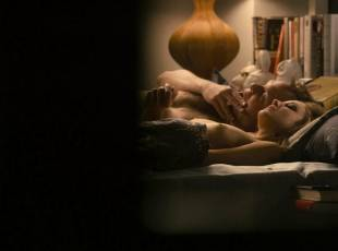 andrea riseborough topless in bed in disconnect 9654 10