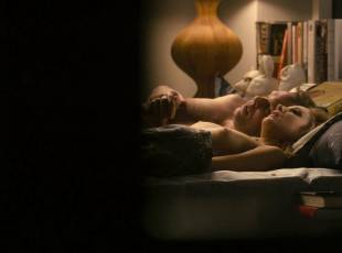 andrea riseborough topless in bed in disconnect 9654 9