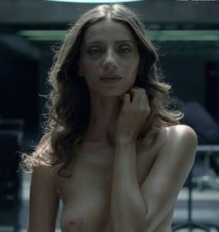 angela sarafyan nude in westworld 7418 2