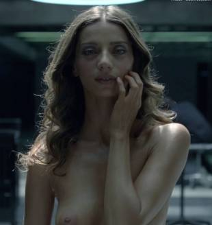 angela sarafyan nude in westworld 7418 4