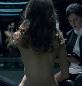 angela sarafyan nude in westworld 7418 5