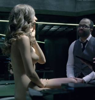 angela sarafyan nude in westworld 7418 6