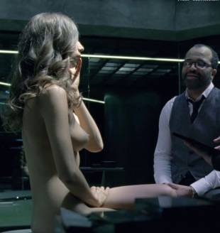 angela sarafyan nude in westworld 7418 8