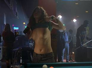 anna friel topless to flash breasts in niagara motel 8306 10