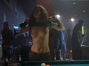 anna friel topless to flash breasts in niagara motel 8306 5