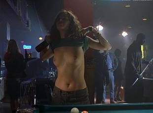 anna friel topless to flash breasts in niagara motel 8306 7