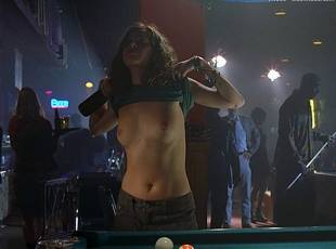 anna friel topless to flash breasts in niagara motel 8306 8