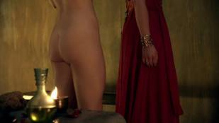 anna hutchison nude for a bath on spartacus 5280 14