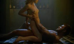 anna hutchison nude for sex scene on spartacus 2248 8