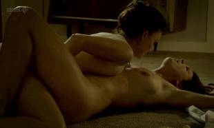 anna skellern and heather peace nude for lip service 9321 23