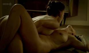 anna skellern and heather peace nude for lip service 9321 27