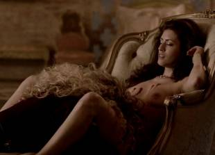 ashley barron nude in a chair on true blood 1333 10