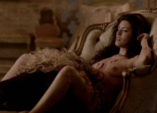 ashley barron nude in a chair on true blood 1333 11