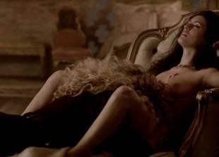 ashley barron nude in a chair on true blood 1333 14