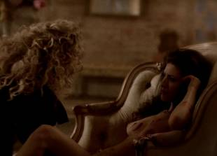 ashley barron nude in a chair on true blood 1333 2