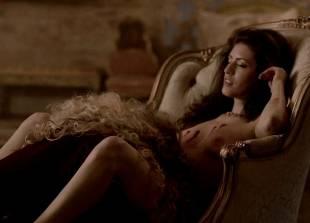 ashley barron nude in a chair on true blood 1333 8
