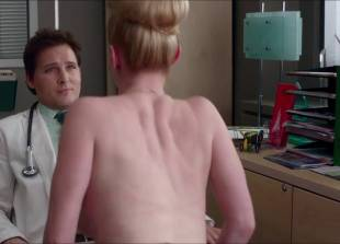betty gilpin topless for a check up on nurse jackie 2769 12
