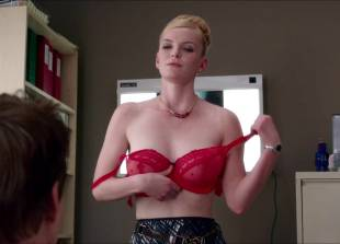 betty gilpin topless for a check up on nurse jackie 2769 2