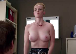 betty gilpin topless for a check up on nurse jackie 2769 6