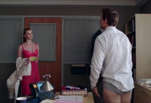 betty gilpin topless to be called names on nurse jackie 6277 1