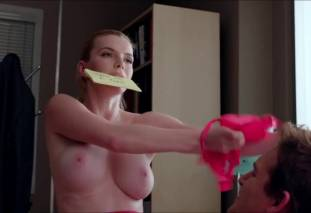 betty gilpin topless to be called names on nurse jackie 6277 11