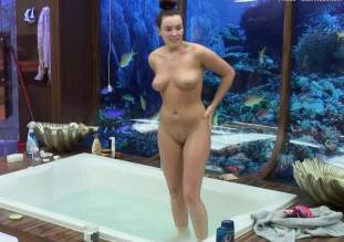 big brother uk harry amelia nude and full frontal 8242 11