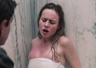 brie larson topless in tanner hall 3628 10