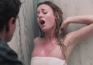 brie larson topless in tanner hall 3628 8