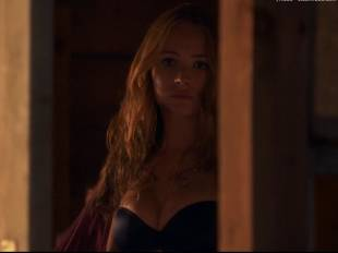britt robertson topless in the longest ride 5584 6