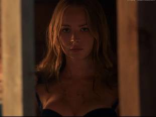 britt robertson topless in the longest ride 5584 7