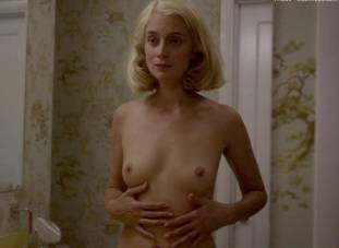 caitlin fitzgerald nude disrobing on masters of sex 7189 13