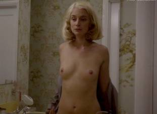 caitlin fitzgerald nude disrobing on masters of sex 7189 2