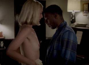 caitlin fitzgerald nude disrobing on masters of sex 7189 21