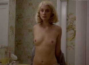 caitlin fitzgerald nude disrobing on masters of sex 7189 3