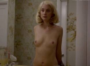 caitlin fitzgerald nude disrobing on masters of sex 7189 4