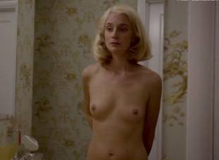 caitlin fitzgerald nude disrobing on masters of sex 7189 6