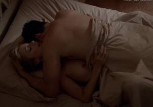 caitlin fitzgerald topless sex scene in masters of sex 2001 2